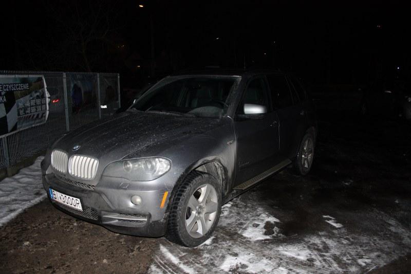 BMW X5 E70 35d 210kW 286KM SCR