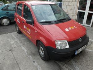 Fiat Panda 1.1 z LPG