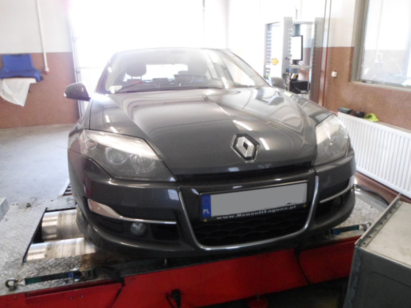 renault laguna iii 2 0 dci 96kw 130km cartronic automotive engineering. Black Bedroom Furniture Sets. Home Design Ideas