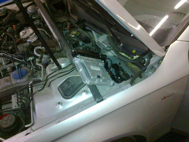Audi A4 B8 27 Tdi 140kw 190km Cartronic Automotive Engineering