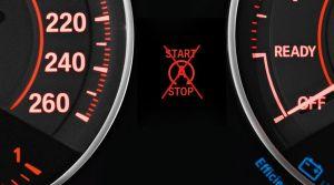 Wyłączenie systemu Start & Stop