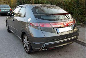 Honda Civic 2.2 CDTi 140 HP wyłączenie programowe