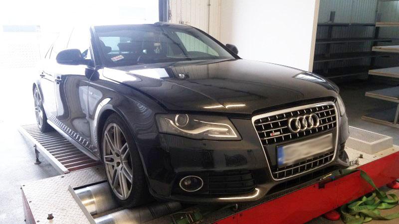 Audi A4 B7 2.0 TDI CR 105 kW / 143 KM