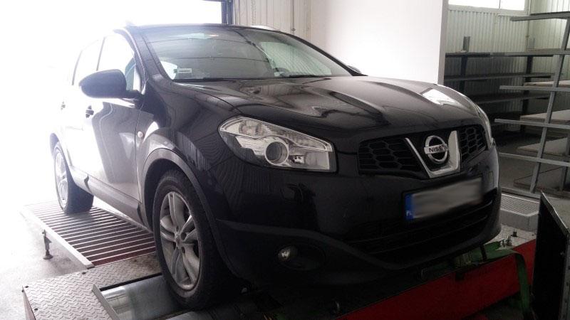 Nissan Qashqai 2.0 dCi 110 kW / 150 KM