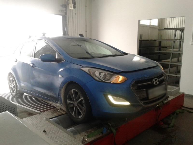 Hyundai i30 1.6 CRDi 81 kW / 110 KM